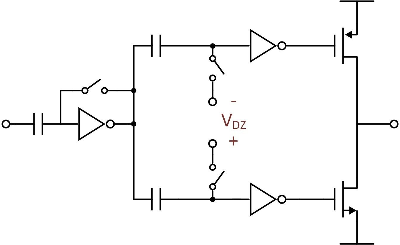 Which Ringamp Structure Is The Best Benjamin Hershberg Transistor Amplifier Biasing Example Stabilizing Offset At Output Of Ringamps First Stage Using Two Capacitors A Resistor Also An Option Despite Possibility To Bias This
